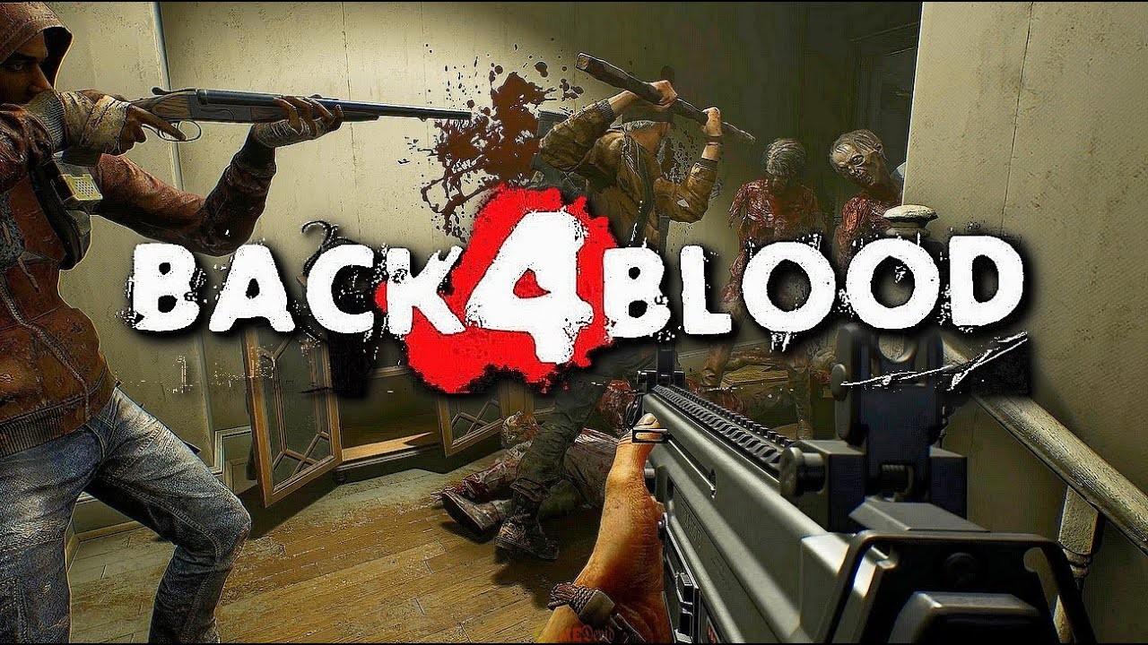 Back 4 Blood Tetap Always Online