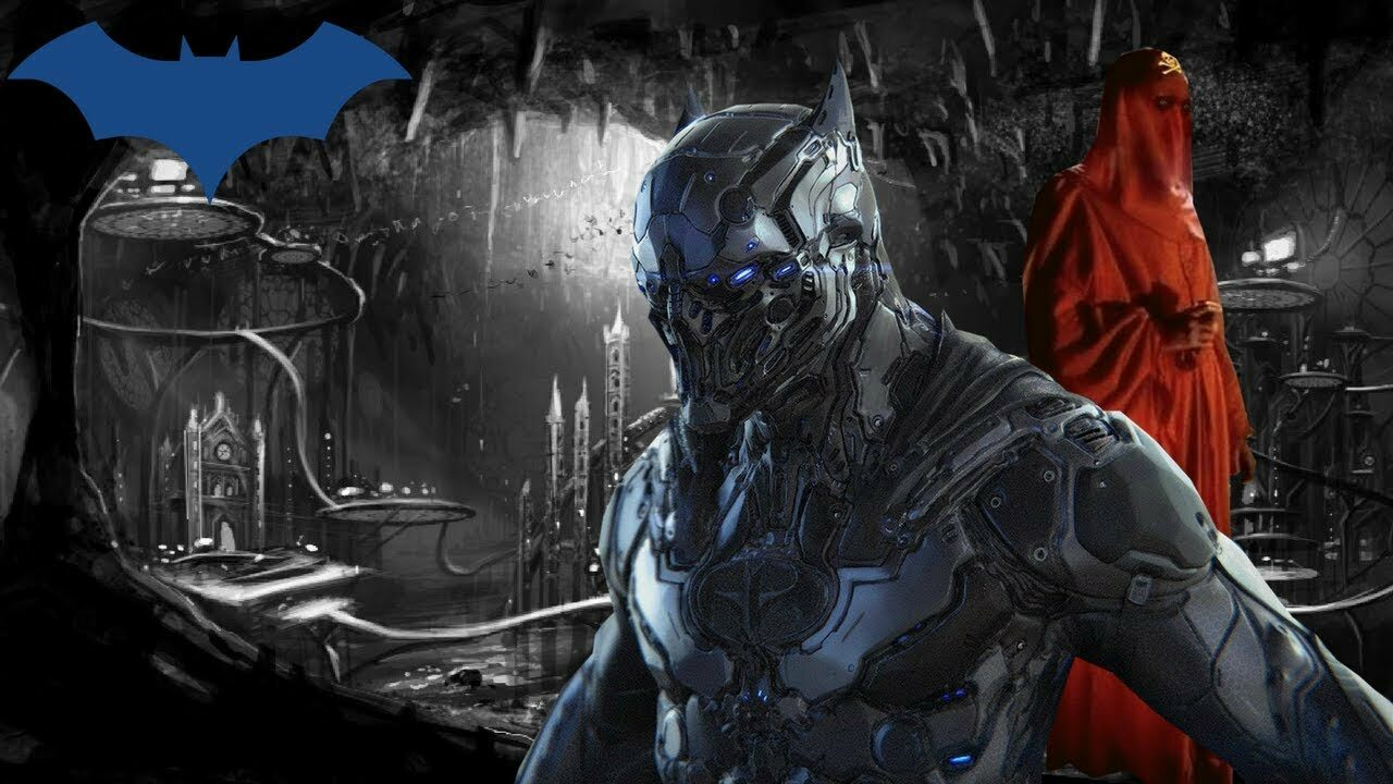 Developer Gotham Knights Mulai Kembangkan Game Aaa Baru