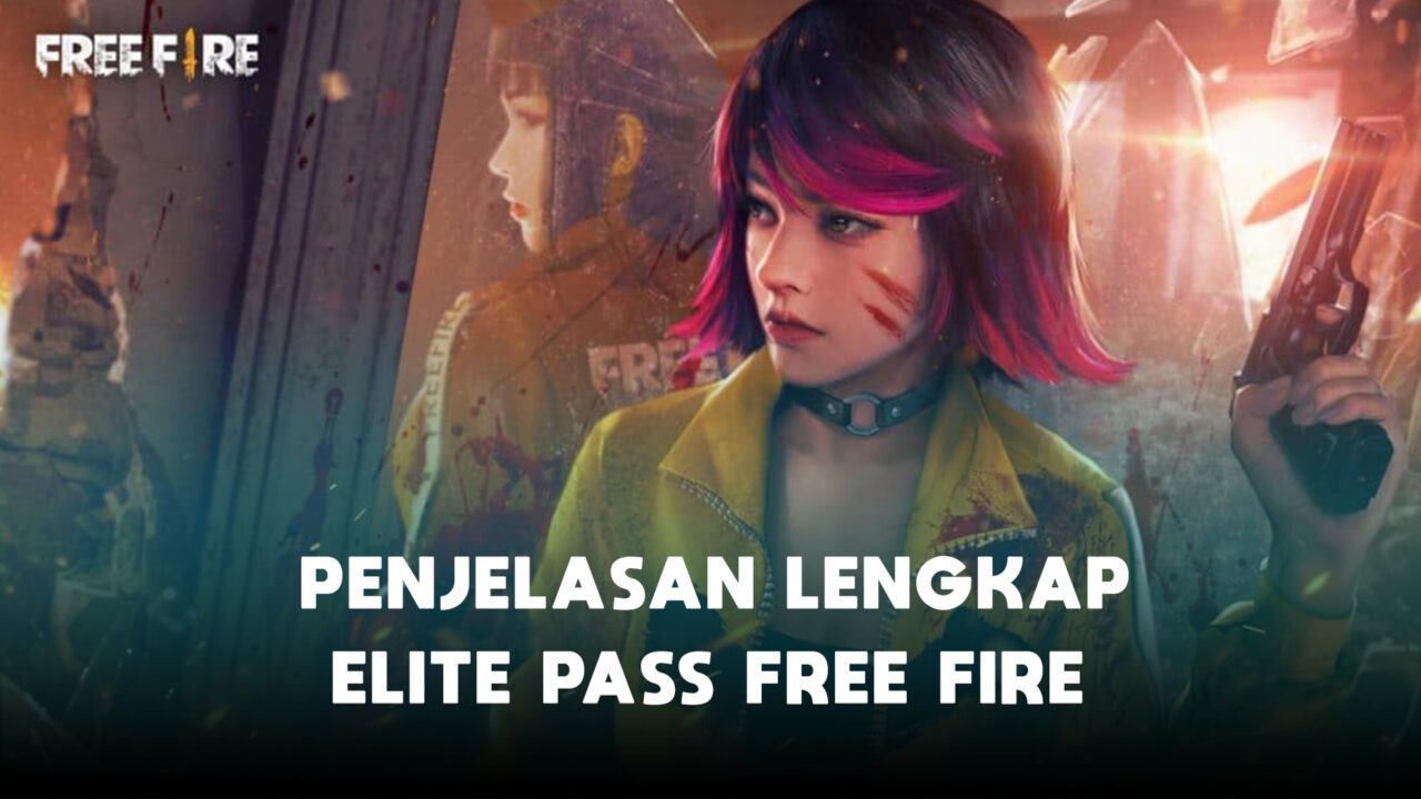 Elite Pass Free Fire Halogame