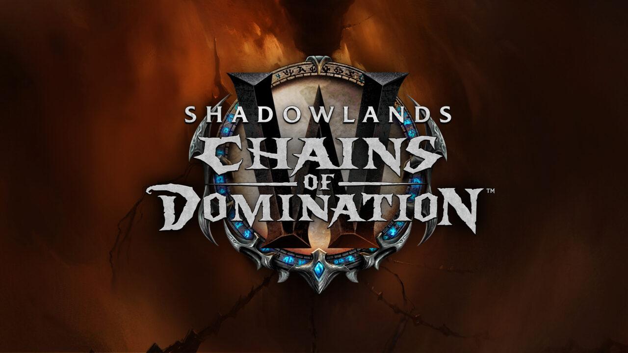 World Of Warcraft Umumkan Tanggal Rilis Shadowlands Chains Of Domination