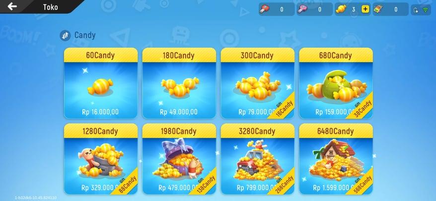 Cara Mendapatkan Candy Sausage Man Gratis Terbaru 2021 Top Up