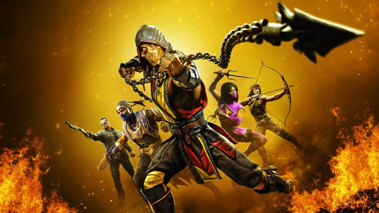 Mortal Kombat 11 Tembus 12 Juta Kopi
