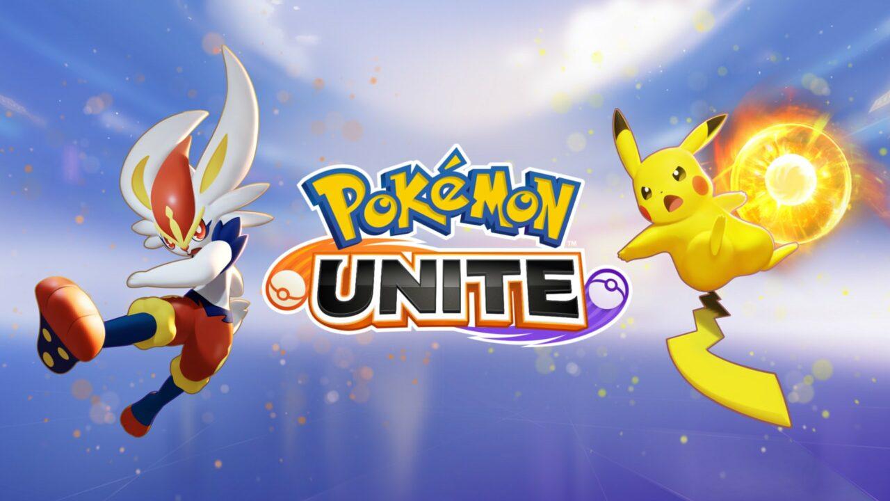Pokemon Unite Tuju Mobile September 2021