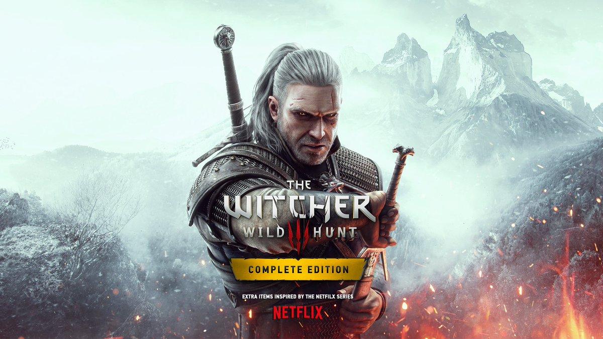 The Witcher 3 Next Gen Bakal Hadirkan Item Baru Dari Serial Netflix