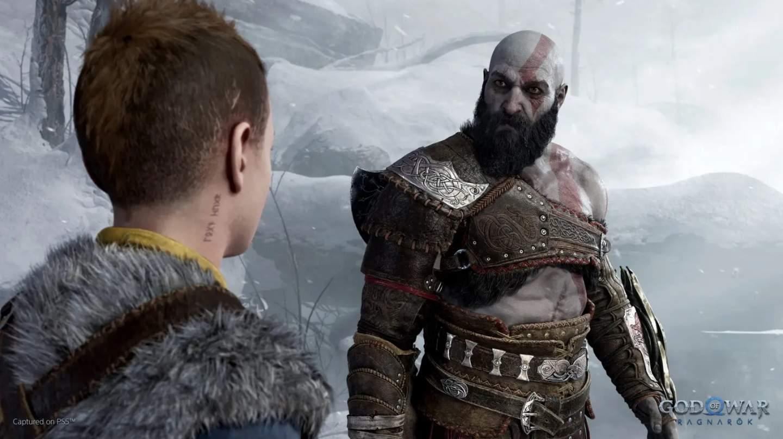 God Of War Ragnarok Rilis Gameplay Perdana Halogame