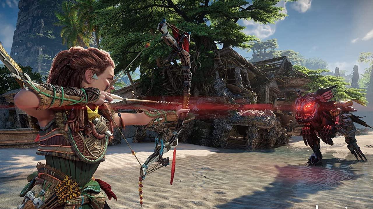 Horizon Forbidden West Dapatkan Upgrade Gratis Ke Playstation 5