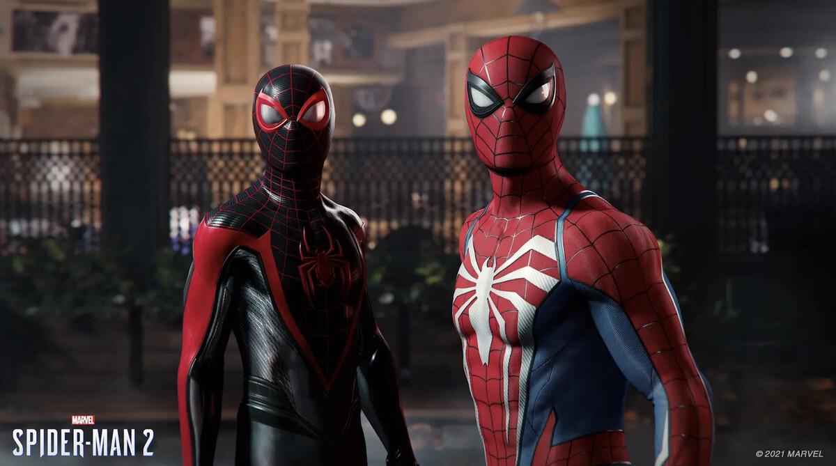 Insomniac Games Umumkan Spider Man 2