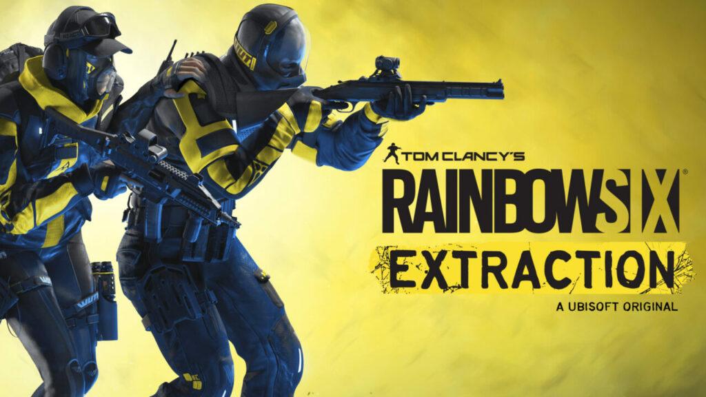 Rainbow Six Extraction Rilis Januari 2022